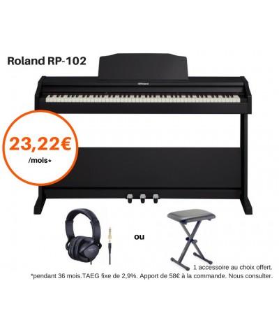 ROLAND RP-102 Pack Avantage