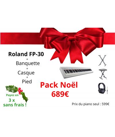 Pack Noel Roland FP-30