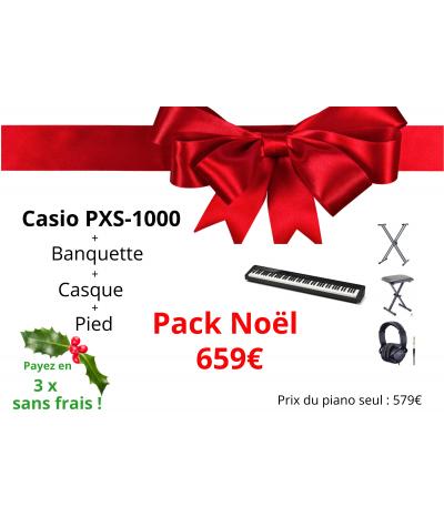 Pack Noel CASIO PX-S1000