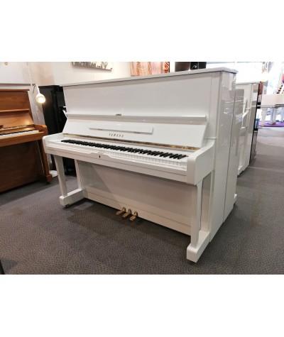 Yamaha U1 blanc