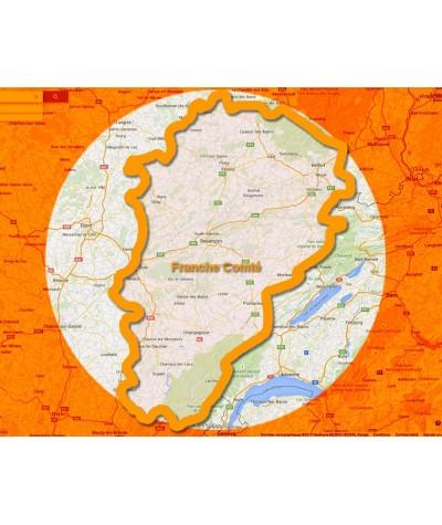 Accord en Franche Comté