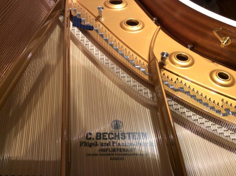 C.Bechstein D282